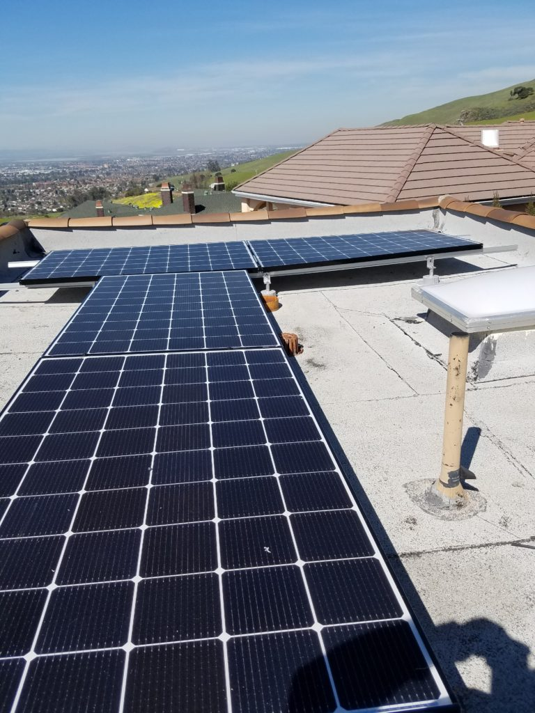 Rolled Composition Roof Solar System Inc Solar System Inc